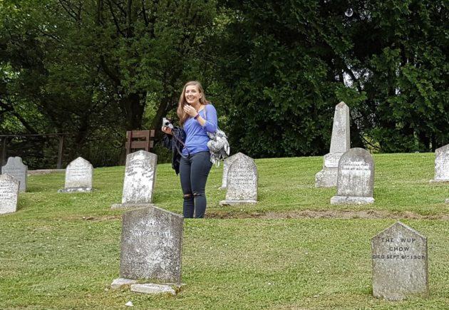 Cemeterylaugh