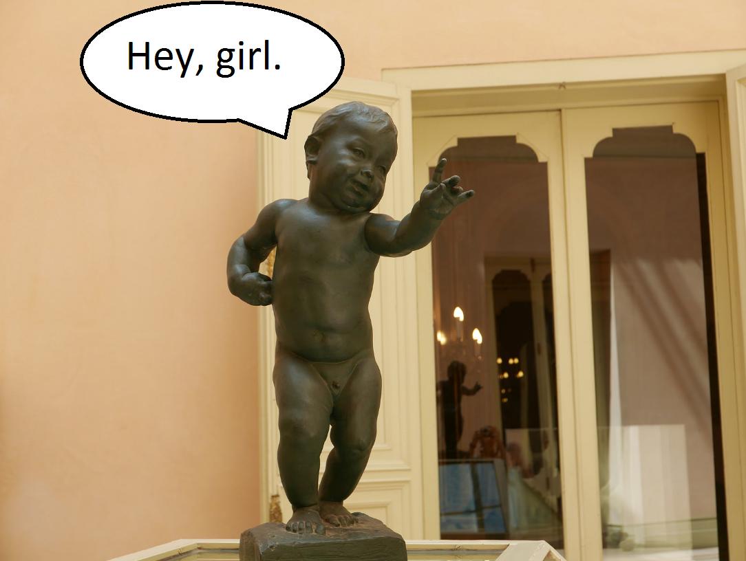 heygirlsculpture